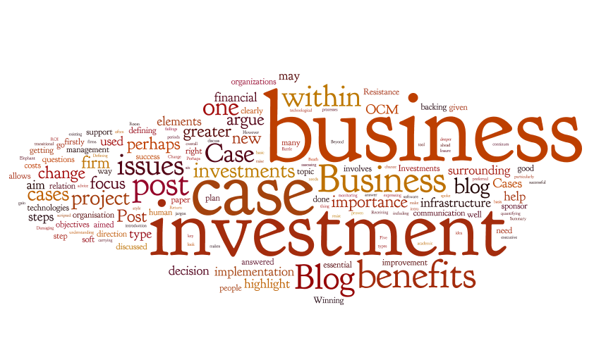 business case How does a business case work the business case is a reference point before, during, and after a project as the project begins the business case establishes the ultimate goal of the project for all stakeholders—including the project manager and sponsor.